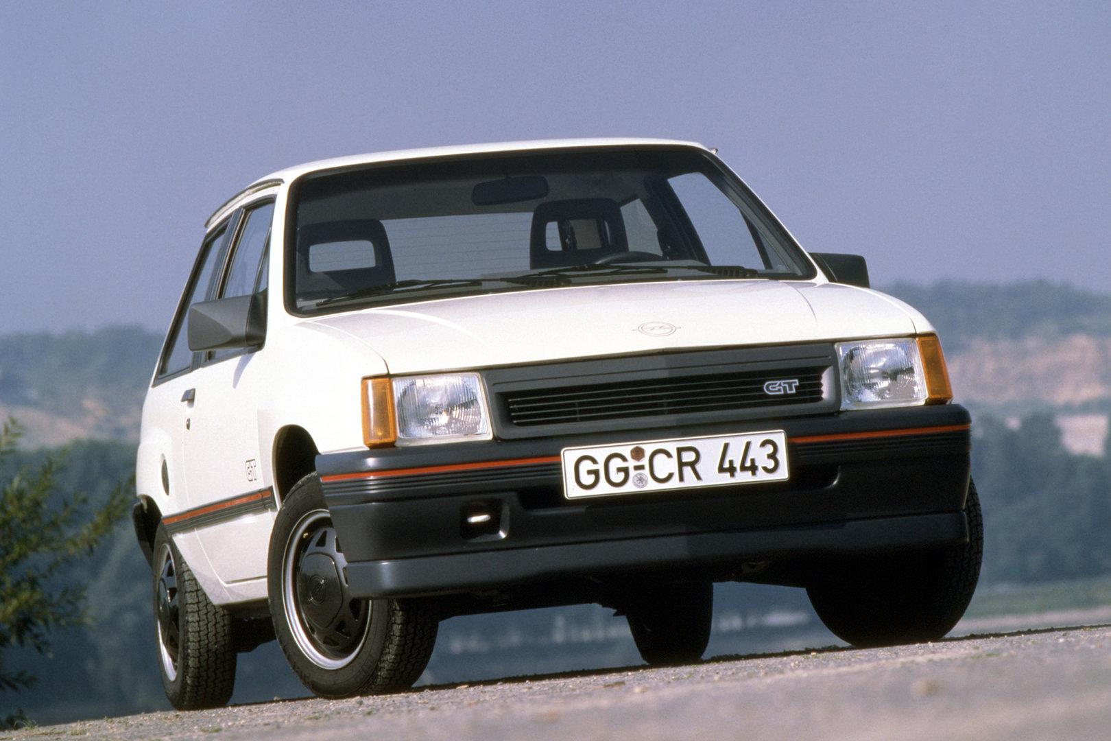 Opel Corsa GT 1987 1