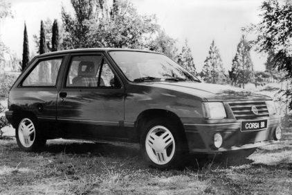 Opel Corsa SR 1983 1