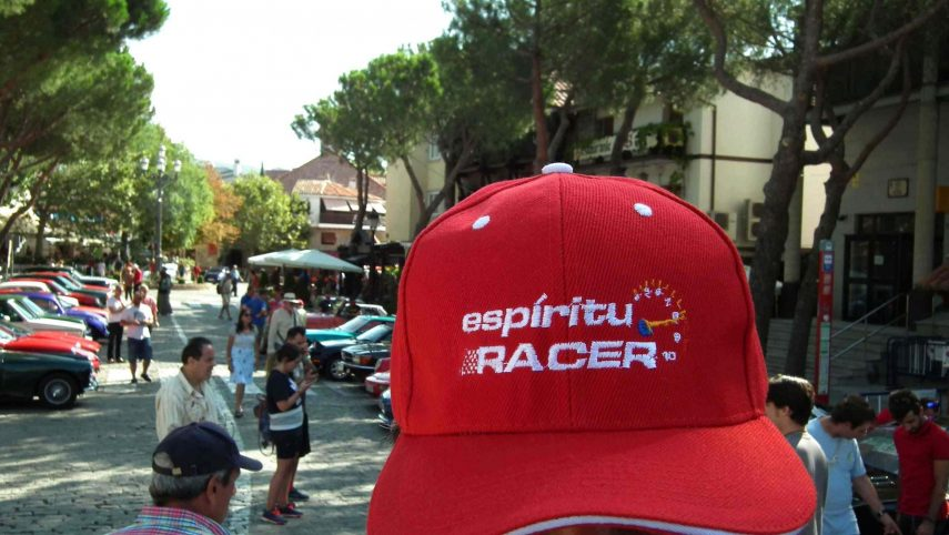 Patreon espiritu RACER