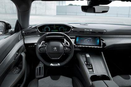 Peugeot 508 Hybrid 2019 3