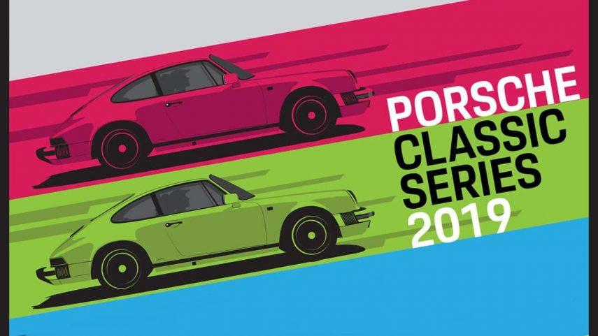Las Porsche Classic Series visitan el circuito del Jarama