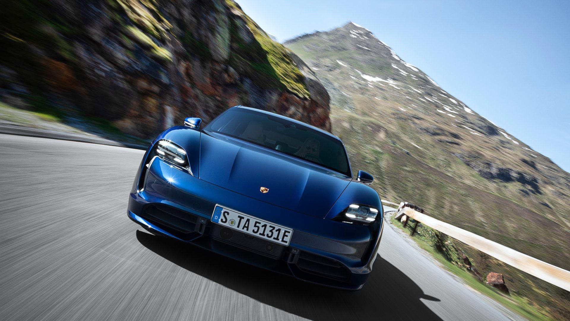 Porsche Taycan Turbo 4