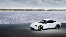 Porsche Taycan Turbo S presentacion Europa