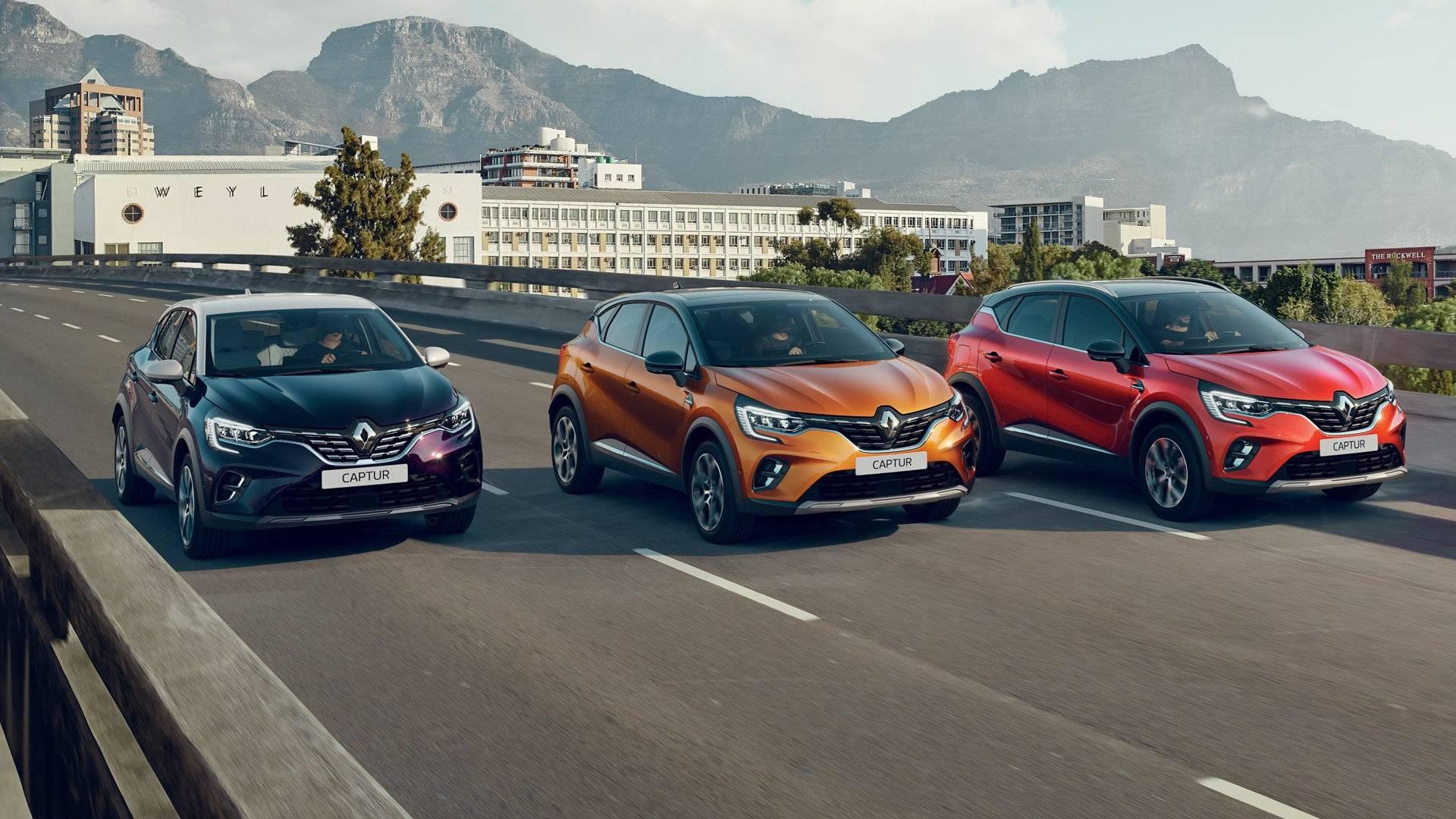 """Renault Captur 2019, la renovación del """"best seller"""""""