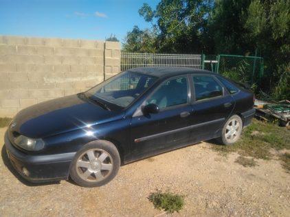 Renault irresistible Laguna 1