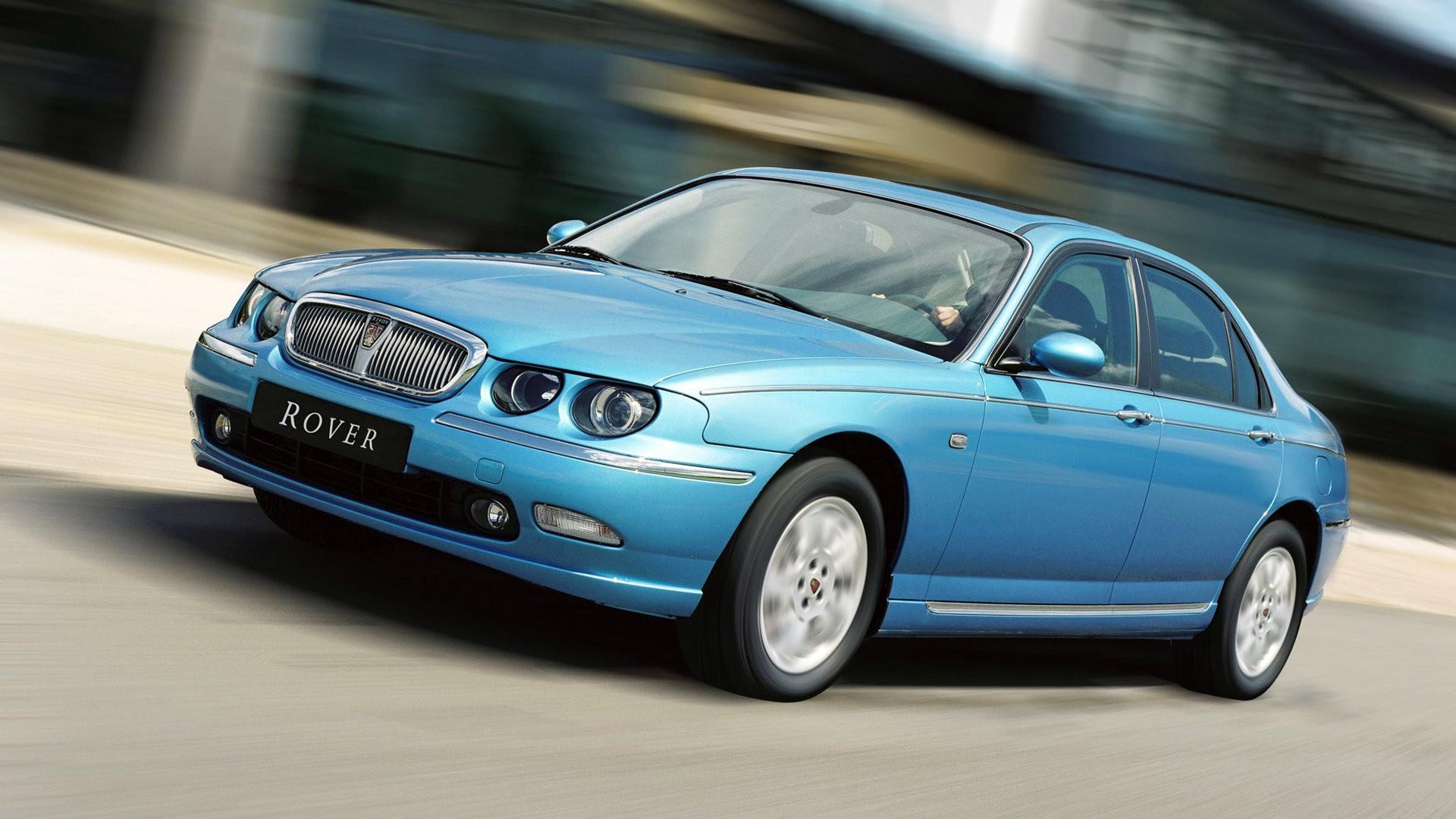 Coche del día: Rover 75 2.5 V6 Club