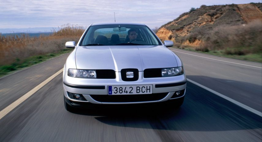 SEAT Toledo V5 20V 1M 3
