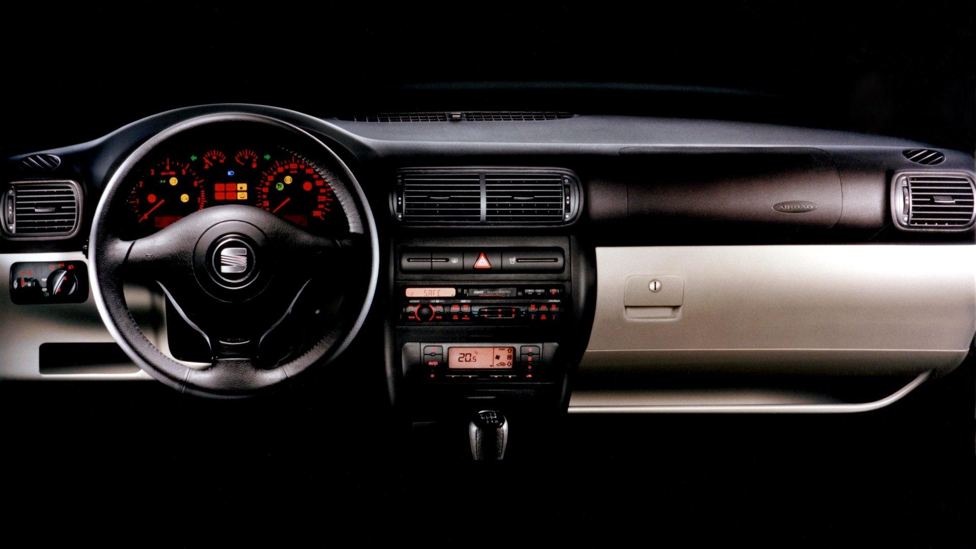 SEAT Toledo V5 20V 1M 7