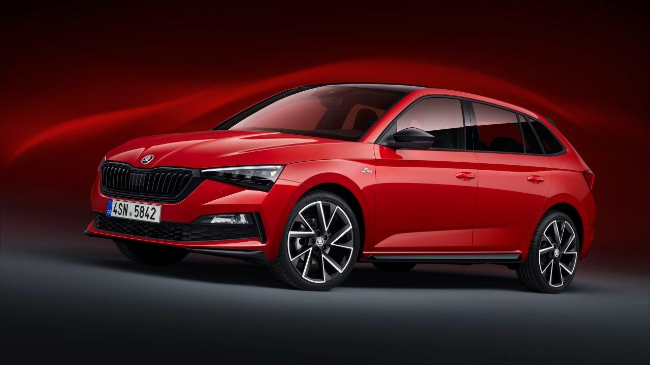 Škoda Scala Monte Carlo, un leve toque de deportividad para el compacto checo