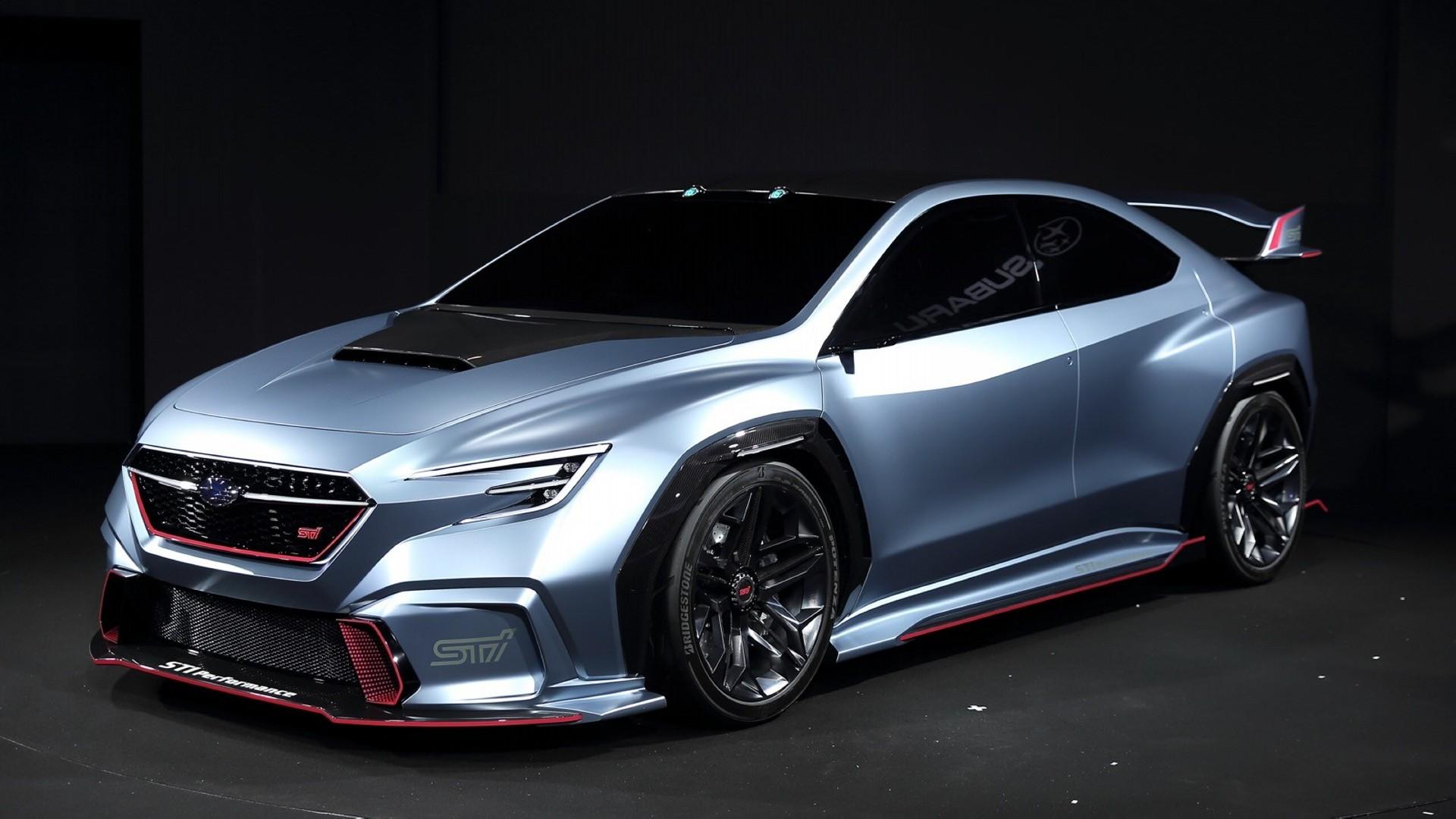 El nuevo Subaru STI podría llegar el año que viene