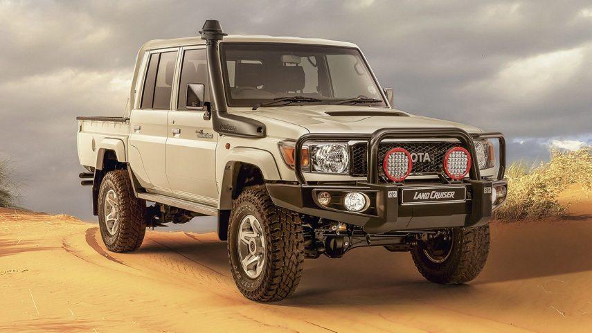 Toyota Land Cruiser Namib, un icono que nunca muere
