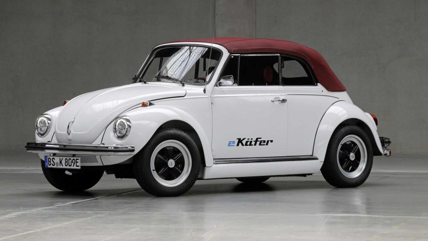 Volkswagen e-Beetle Concept, una nueva vida para los clásicos