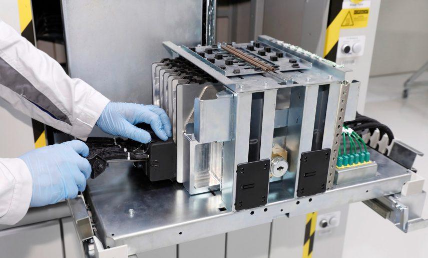 Volkswagen inicia el desarrollo y fabricación de celdas de baterías en Salzgitter
