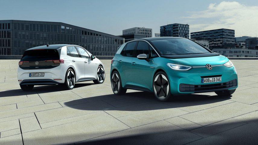 Volkswagen ID.3, el lanzamiento más esperado de la marca