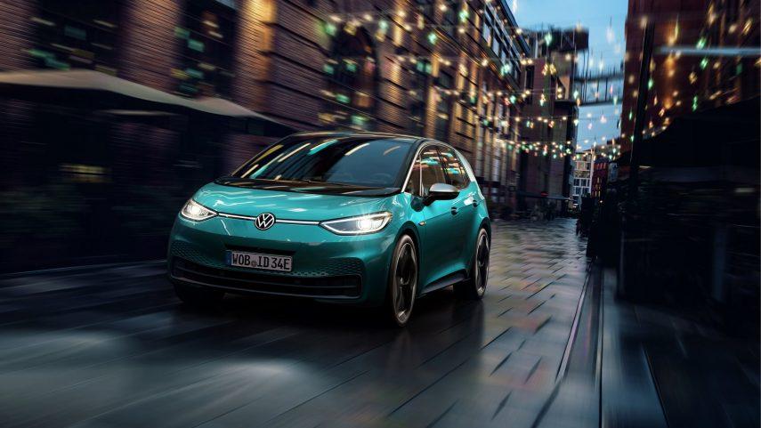 Avalancha de pedidos para el Volkswagen ID.3