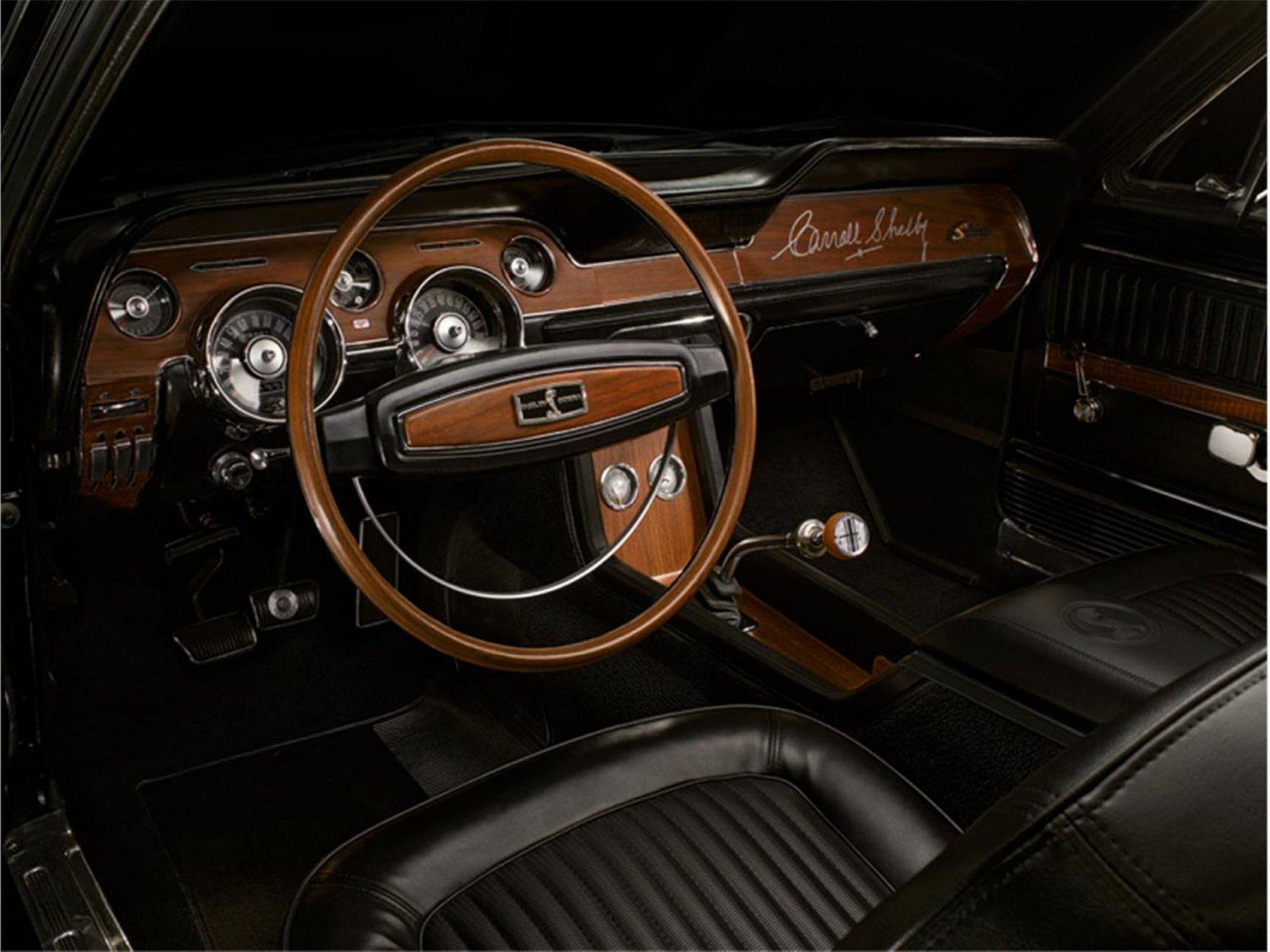 1968 Shelby Black Hornet 007