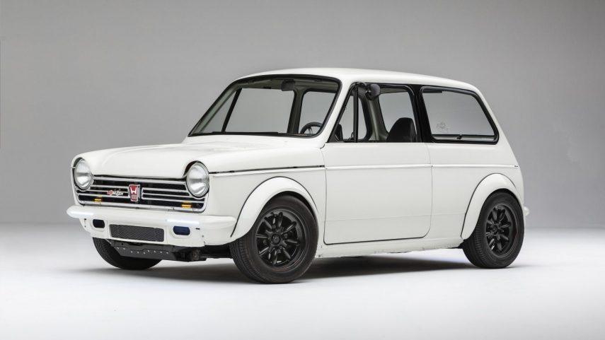 Este es el Honda N600 que querrías tener en tu garaje