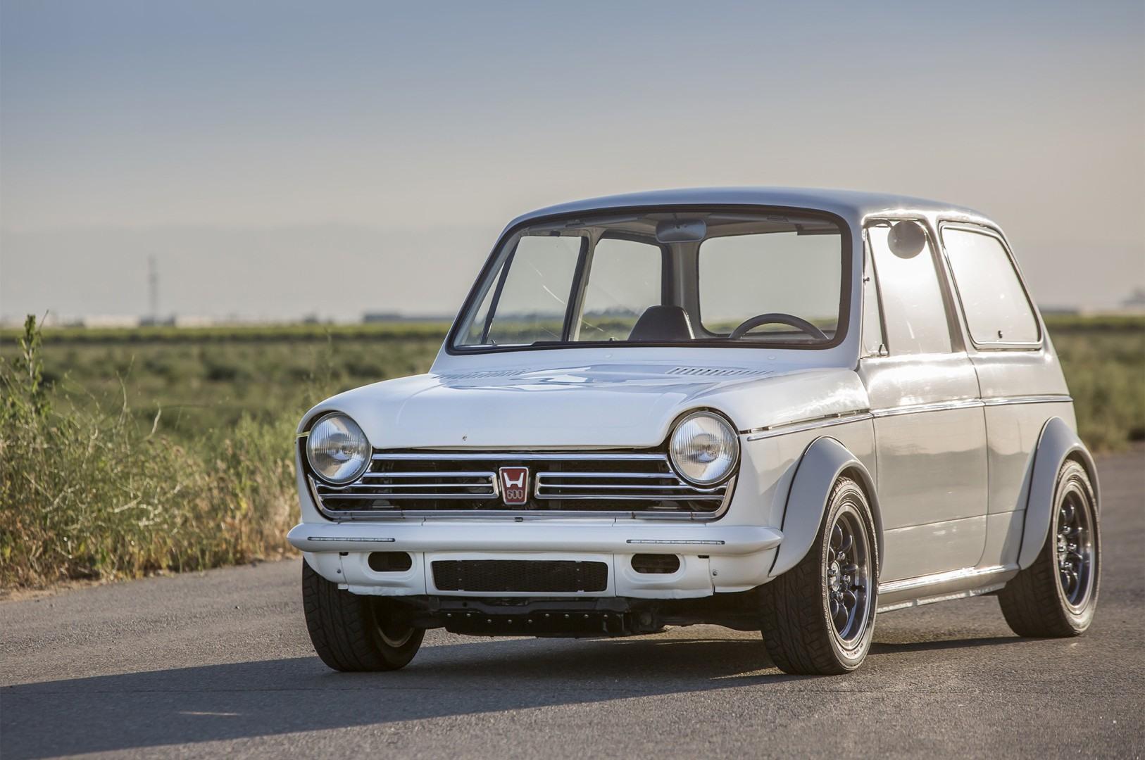 1972 Honda N600 SEMA Show 2019 (5)