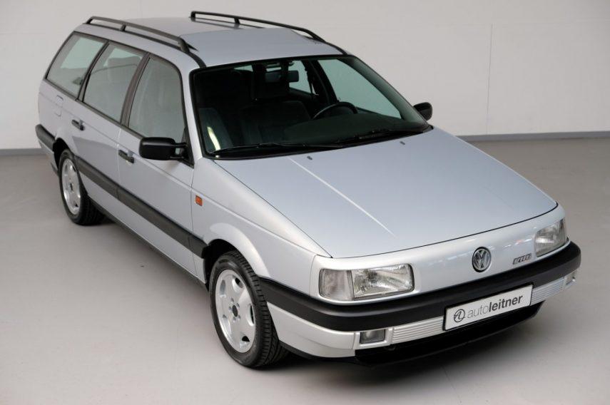"""Volkswagen Passat Variant 2.8 VR6, el discreto familiar deportivo que podrías """"estrenar"""""""