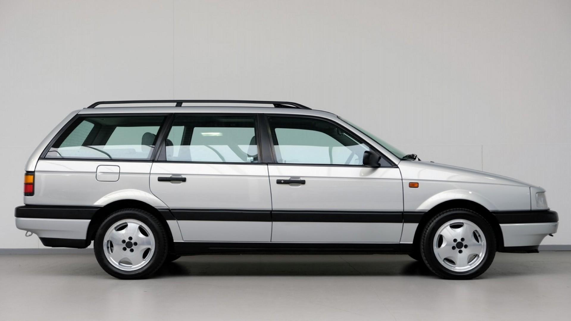 1992 Volkswagen Passat Variant 2 8 VR6 (9)