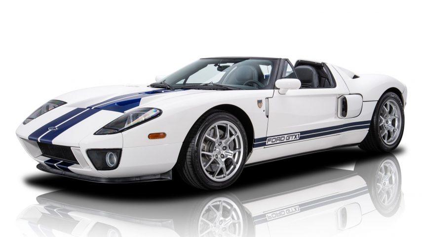 Rara avis en venta: Ford GTX1 de 2005