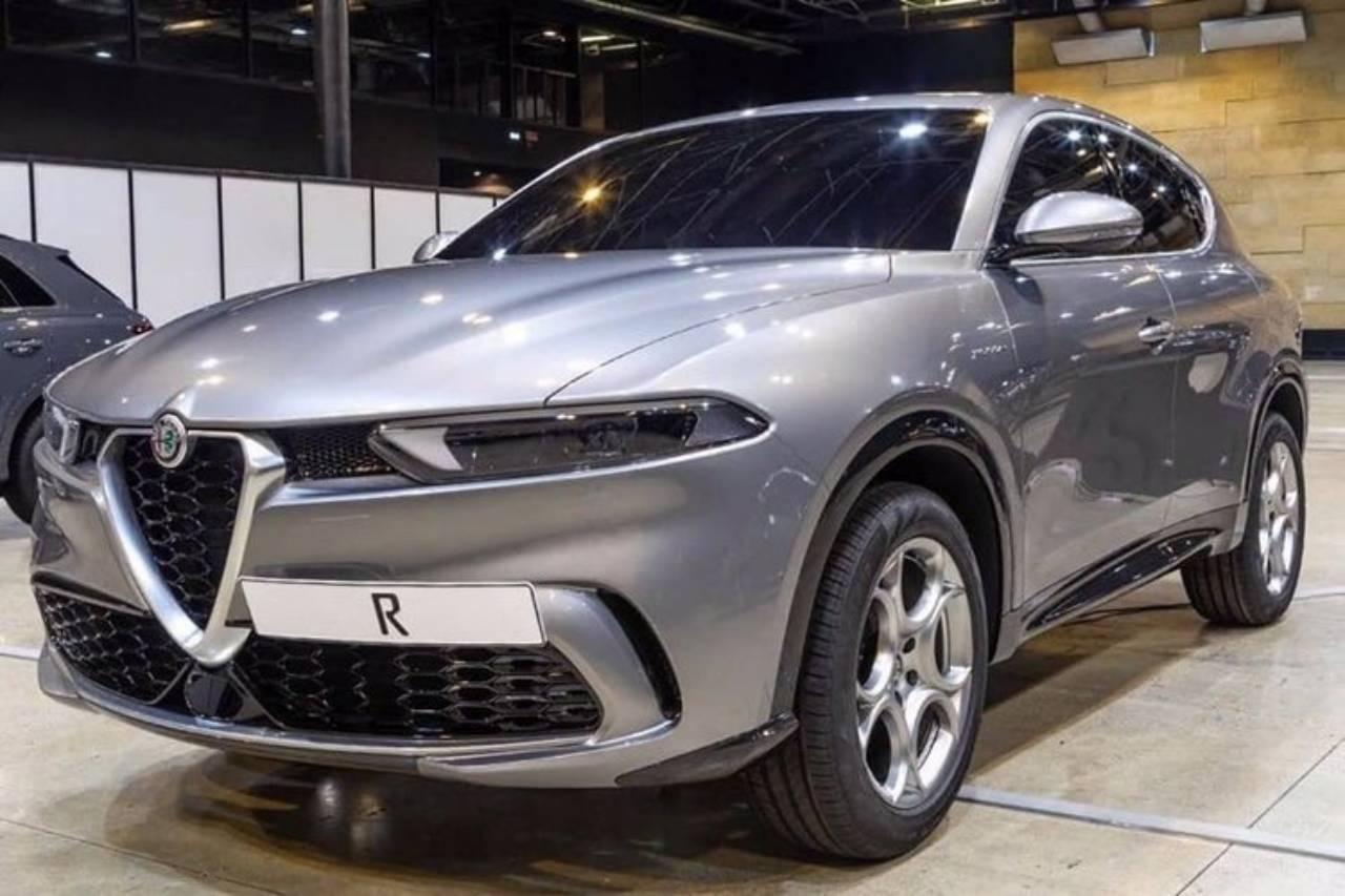 Alfa Romeo Tonale, ¿versión definitiva de producción?