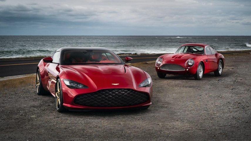 Aston Martin DBS GT Zagato: impresionante tributo a una fructífera asociación