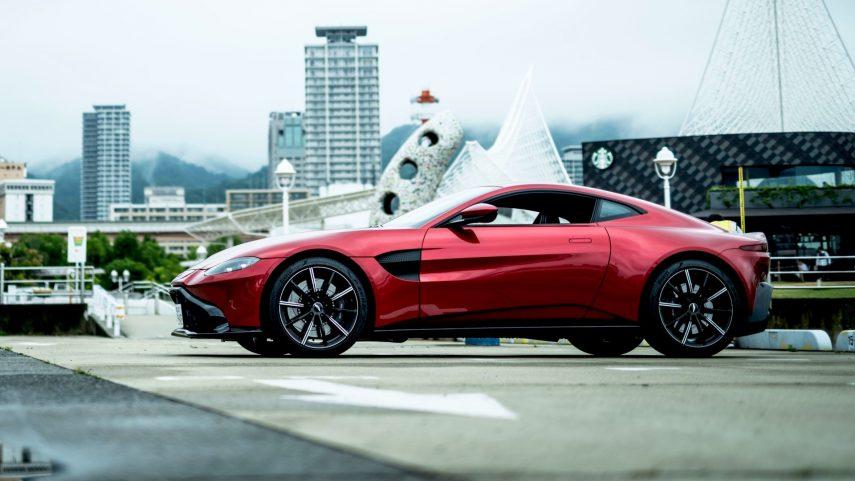 Aston Martin podría quedarse sin dinero antes de lanzar el DBX