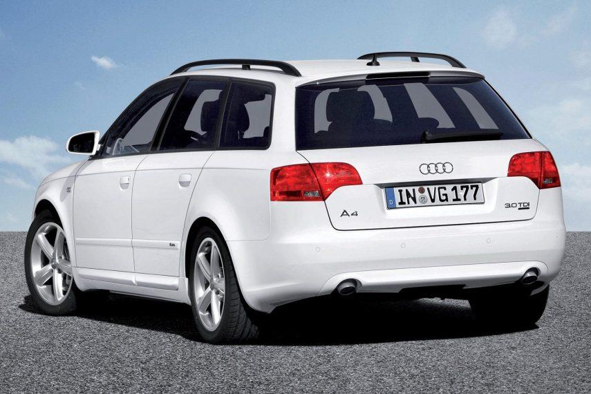 Coche del día: Audi A4 Avant 3.0 TDI Quattro Tiptronic (B7)