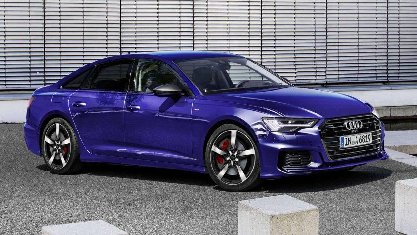 Audi A6 55 TFSI e quattro: un híbrido enchufable con 367 CV y 500 Nm