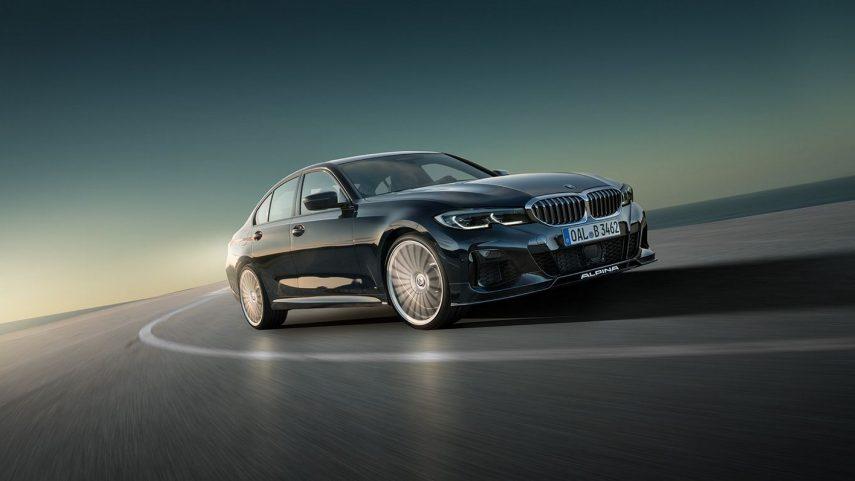 Alpina B3 2020, el BMW M3 que no quería marcar tiempos en circuito