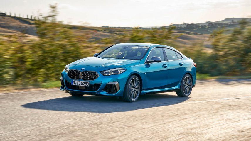 Nuevo BMW Serie 2 Gran Coupé, un compacto de cuatro puertas y tracción delantera
