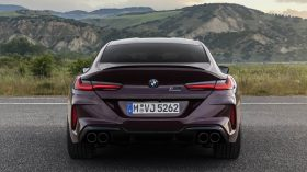 BMW Serie 8 Gran Coupe 2020 Exterior (15)