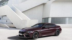 BMW Serie 8 Gran Coupe 2020 Exterior (26)