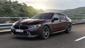 BMW Serie 8 Gran Coupe 2020 Exterior (49)