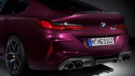 BMW Serie 8 Gran Coupe 2020 Exterior Estudio (14)