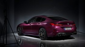 BMW Serie 8 Gran Coupe 2020 Exterior Estudio (29)
