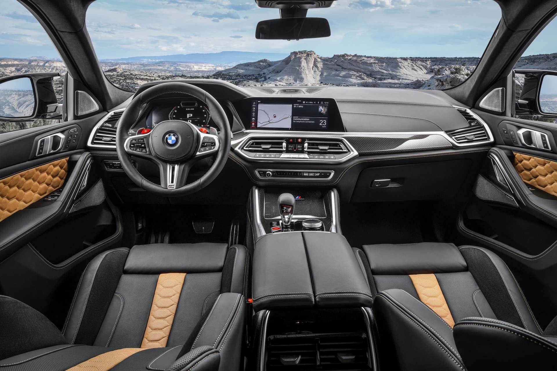 BMW X6 M 2020 (41)