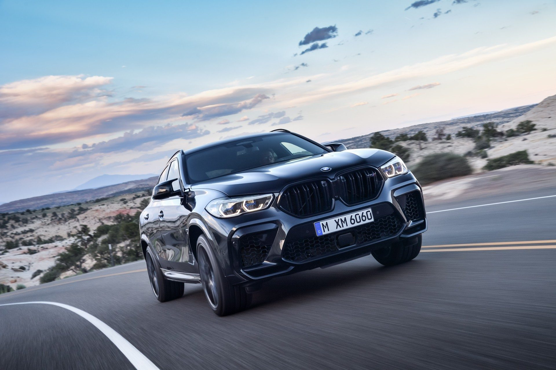 Tanto el BMW X6 como el X7 podrían tener una versión de hidrógeno próximamente