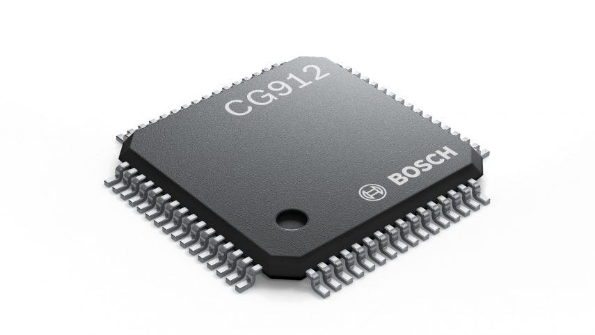 Bosch desarrolla nuevos microchips para coches eléctricos