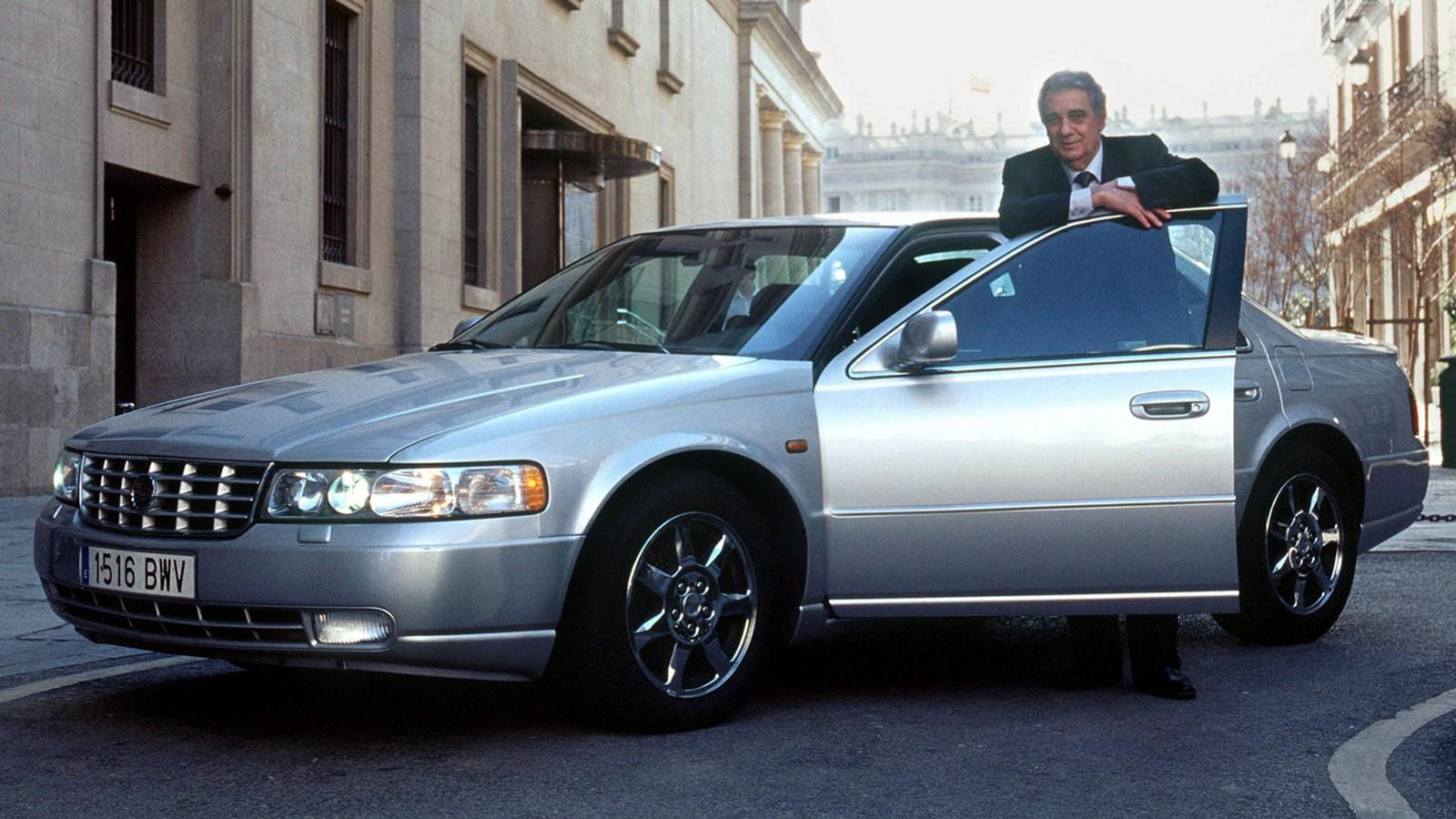 Plácido Domingo es denunciado por una antigua discusión de tráfico