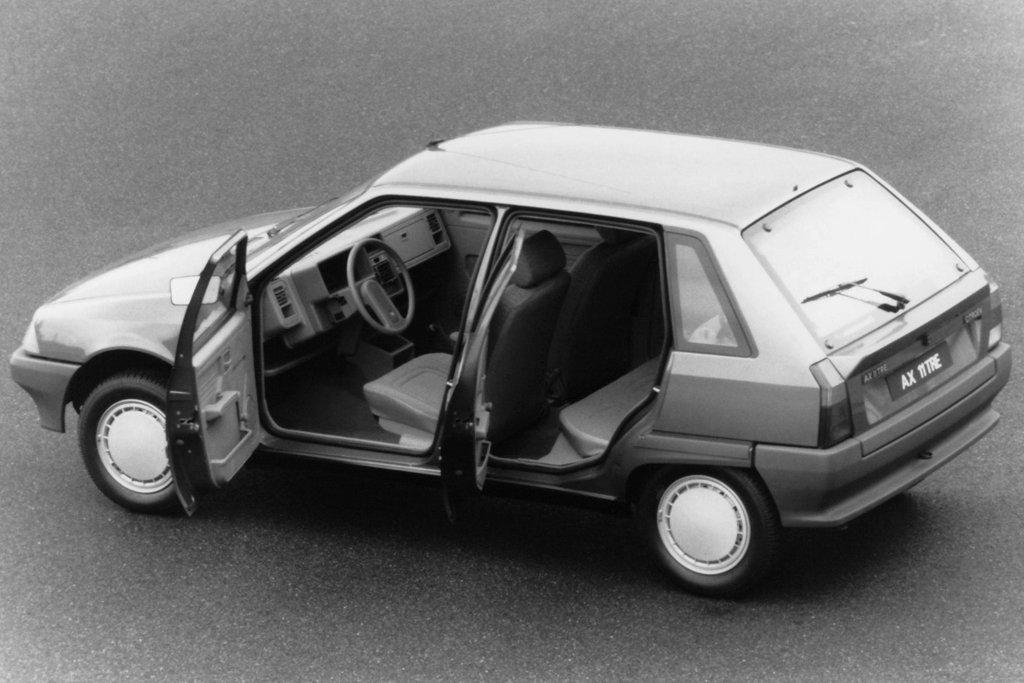 Citroen AX 11 TRE 4