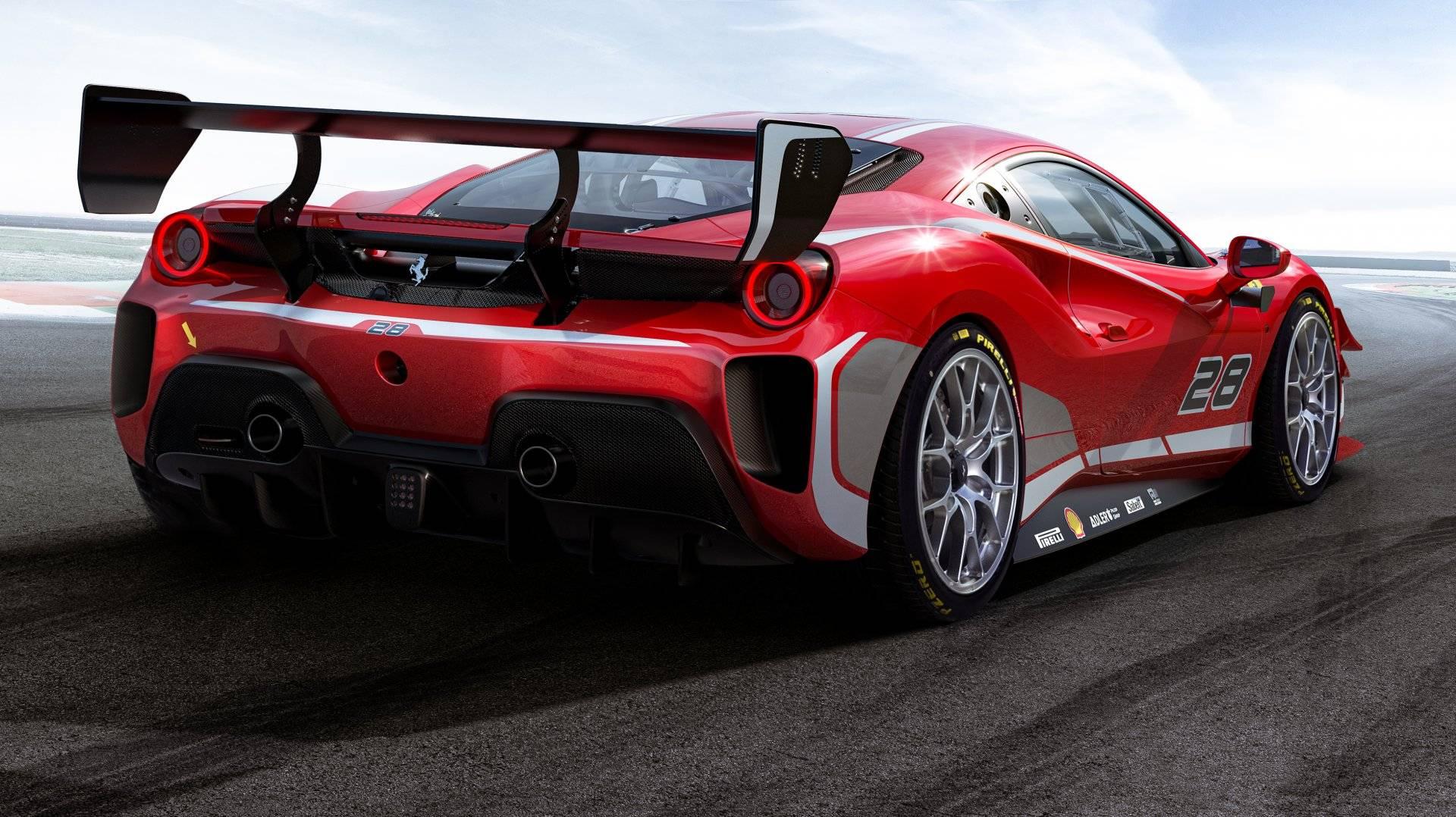 Ferrari 488 Challenge EVO (2)