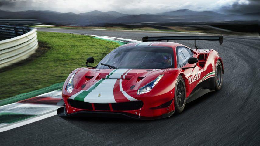 El Ferrari 488 GT3 Evo vuelve a los circuitos con mejores argumentos