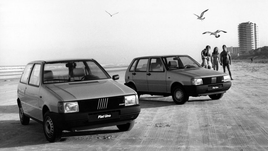 Coche del día: Fiat Uno Selecta