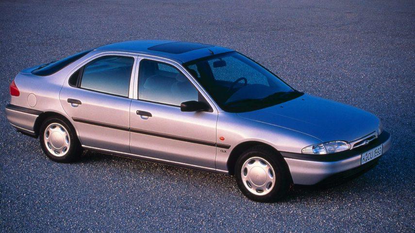 Coche del día: Ford Mondeo 1.8 16v CLX (Mk.I)