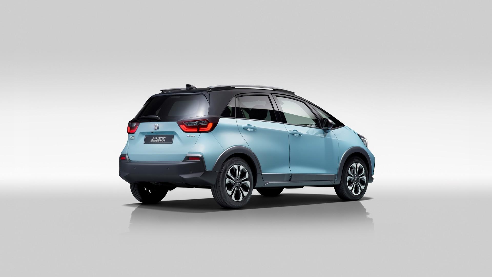 Honda Jazz 2020 Exterior (11)