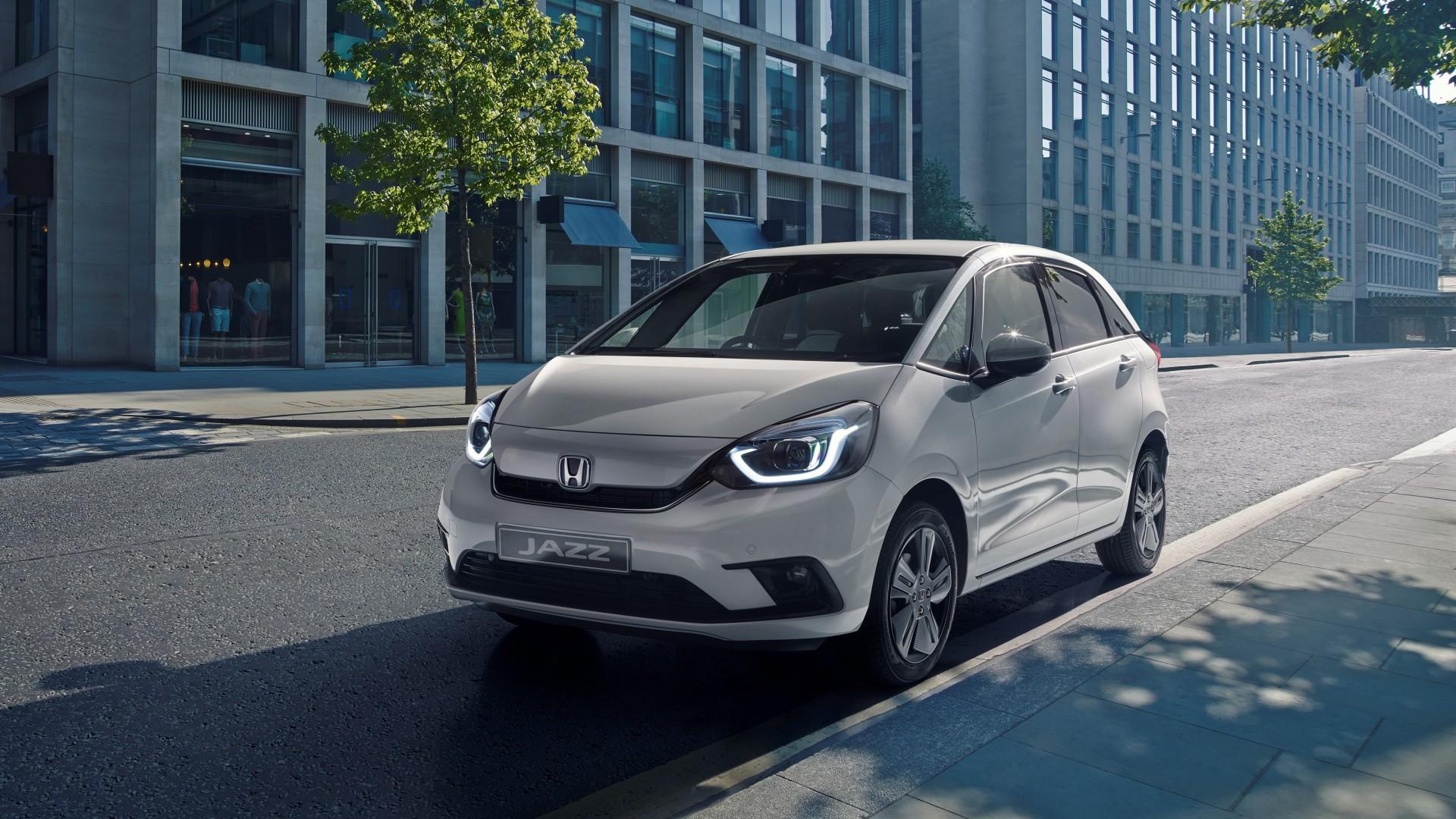 Honda Jazz 2020, ahora solo disponible con mecánicas híbridas