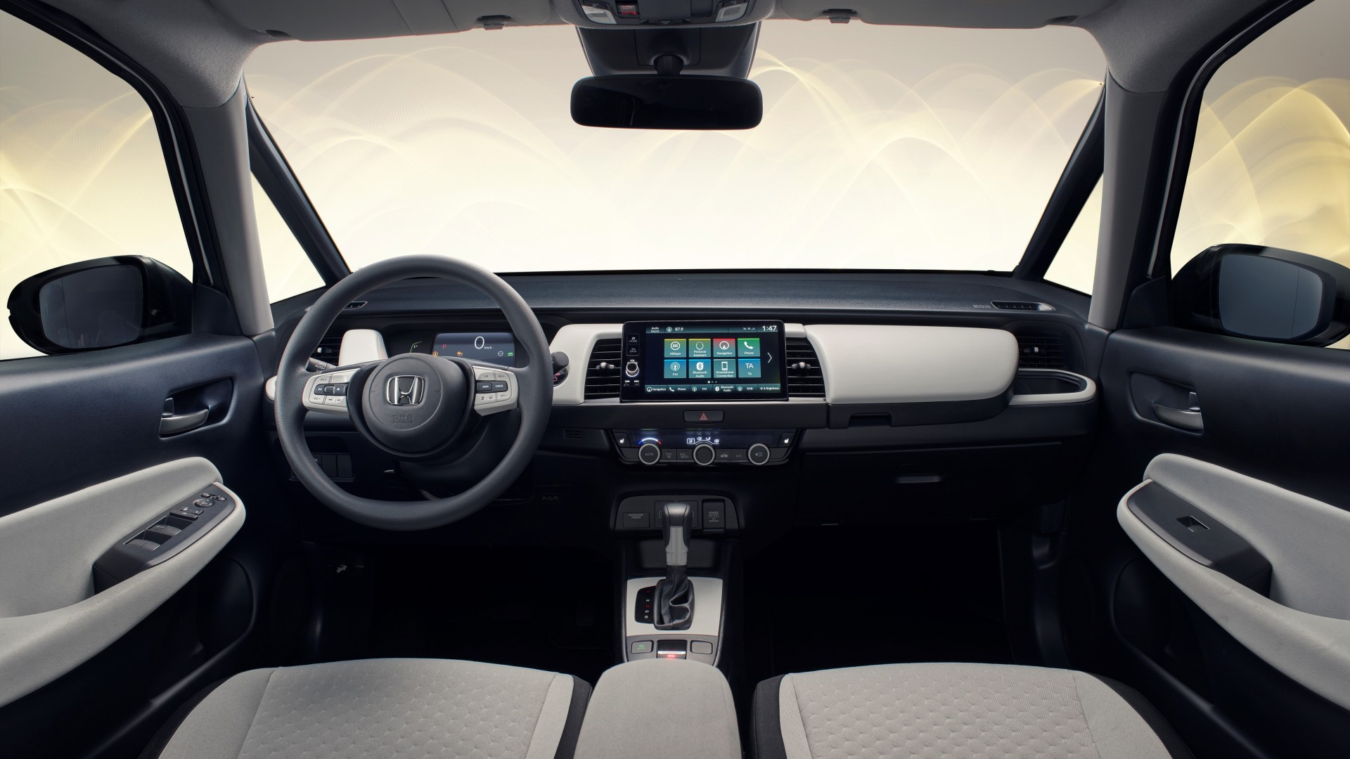 Honda Jazz 2020 Interior (1)