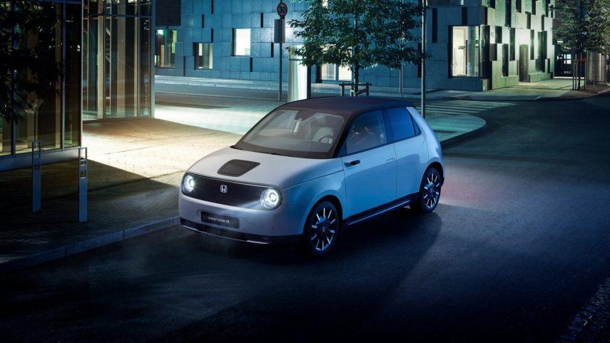 Honda adelanta sus planes para coches electrificados